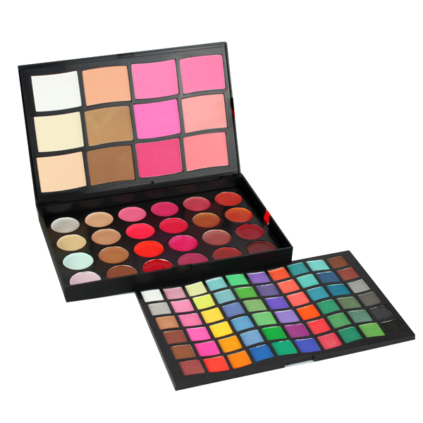 96 Color Makeup Palette , BODY CARE - My Make-Up Brush Set, My Make-Up Brush Set  - 3