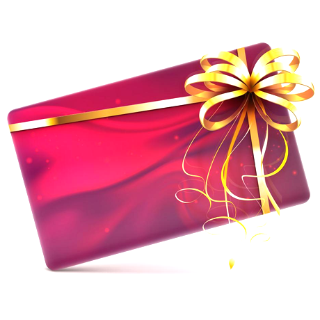 Make-Up Brush Gift Card