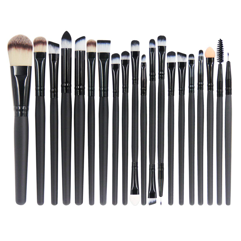 20 Piece Essential Brush Set