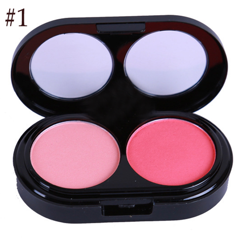 2 Color Blusher