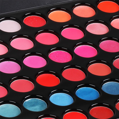 66 Colors Lip Stick , Beauty Blender - My Make-Up Brush Set, My Make-Up Brush Set  - 3