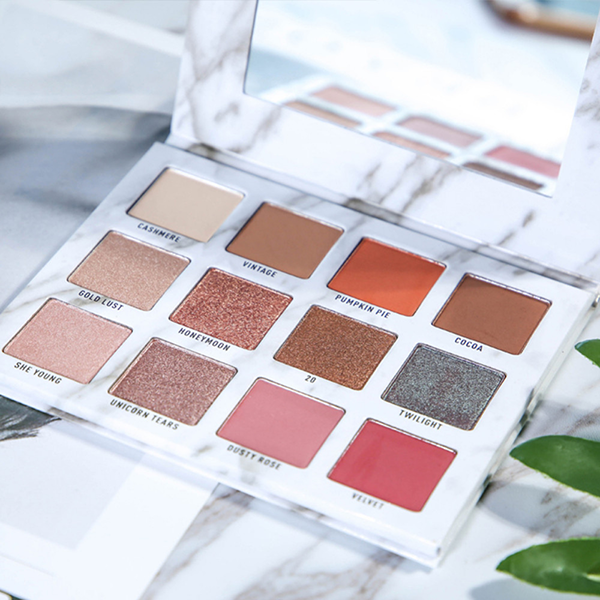 Exquisite Marble Eyeshadow Pressed Palette