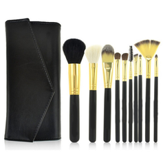 10 Pcs Arctic Brush Set , Make Up Brush - My Make-Up Brush Set, My Make-Up Brush Set  - 4