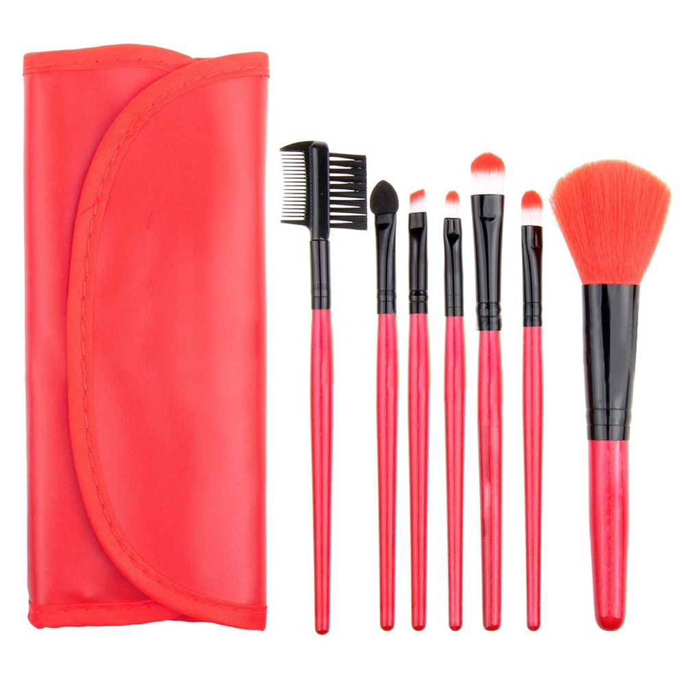 7 Piece Classic Brush Set