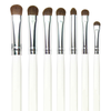 7 Piece Eyeshadow Blending Brush Set