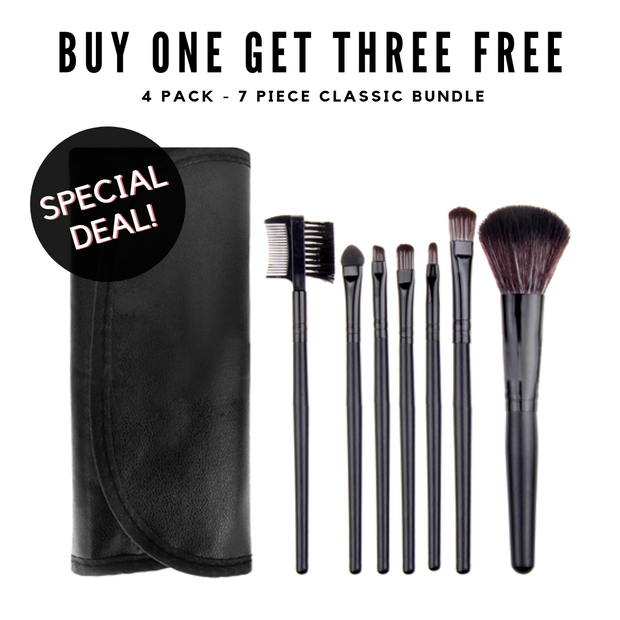 BOGO Buy One Get Three Free: 7 Piece Classic Bundle