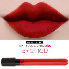 Brick Red ,  - My Make-Up Brush Set, My Make-Up Brush Set