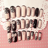 Black Rose Transparent Nails [PRE-RELEASE] , Nail - My Make-Up Brush Set, My Make-Up Brush Set  - 3