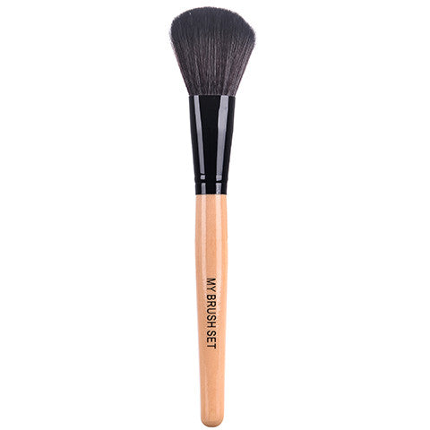 Powder Brush , Make Up Brush - MyBrushSet, My Make-Up Brush Set  - 3