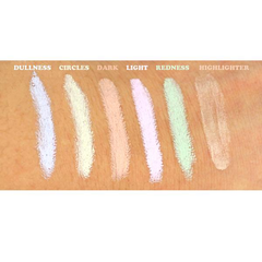 Cream Base Color Corrector Blemish Concealer Sticks ,  - My Make-Up Brush Set, My Make-Up Brush Set  - 4