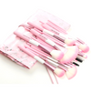 Babylicious Pink Heart 24 Piece Set , Make Up Brush - MyBrushSet, My Make-Up Brush Set  - 3