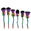 6 Piece Rosette Brush Set
