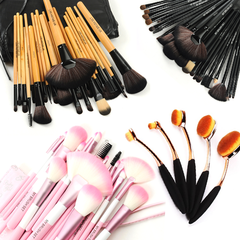 Disposable Make Up Brush Set Subscription Box