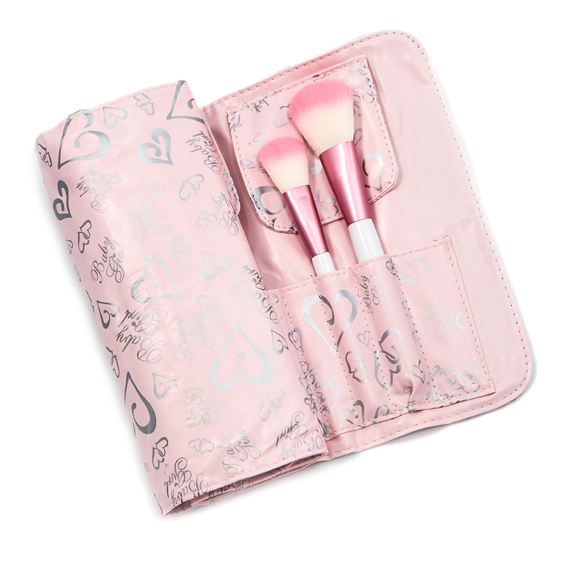 24 Piece Babylicious Pink Brush Set
