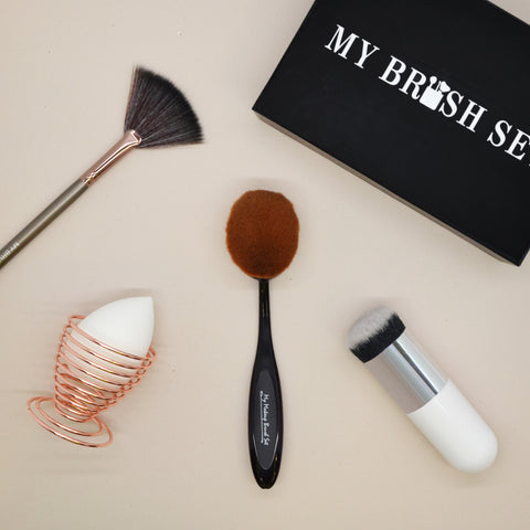 My Brush Set Beauty Box