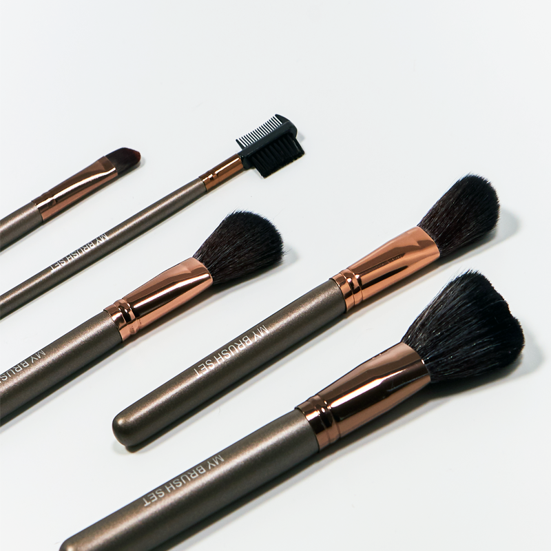 24 Piece Bronze Brush Set
