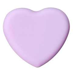 Heart Shape Silicone Cosmetic Brush Cleaner Board ,  - My Make-Up Brush Set, My Make-Up Brush Set  - 7
