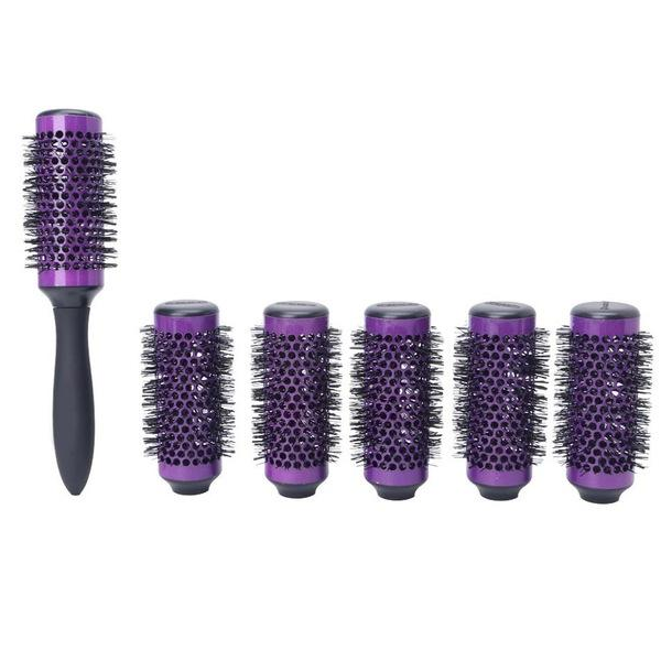 Round Styling Brush Tool Set