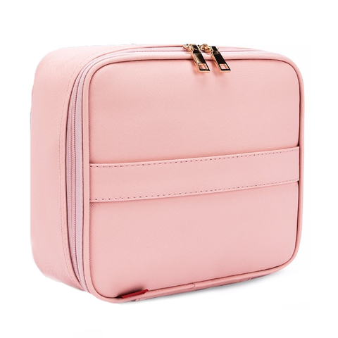 Large Zip Cosmetic Case