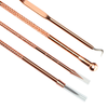 Rose Gold 4 Piece Blemish Extractor Set