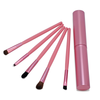 5 Piece Professional Eyeshadow Brush Set Pink, Makeup Brush - My Make-Up Brush Set, My Make-Up Brush Set  - 1