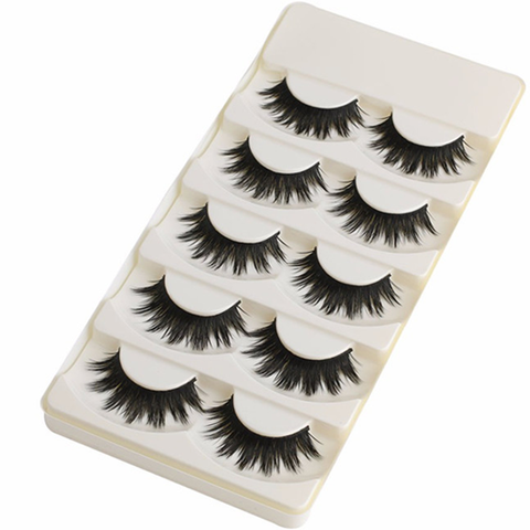 Voluminous Fake Eyelashes