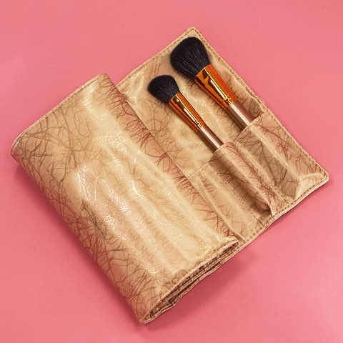 24 Piece Coco Bronze Brush Set