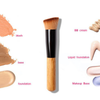 1 Piece Premium Wood Multi-Function Brush , Make Up Brush - My Make-Up Brush Set, My Make-Up Brush Set  - 2