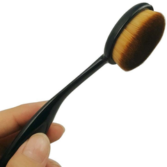 Blending Oval Brush , Makeup Brush - My Make-Up Brush Set, My Make-Up Brush Set  - 2