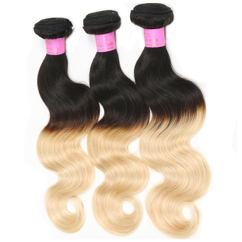 Two Tone Ombre Wavy Hair Extensions [PRE-RELEASE]