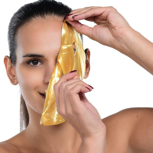 Luxurious Gold Bio-Collagen Facial Mask