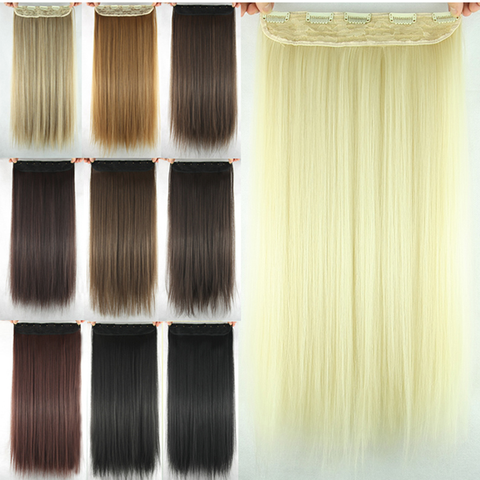 Straight Fake Hair Styling Extensions [PRE-RELEASE]