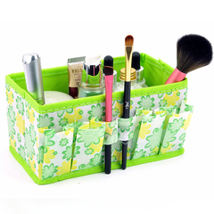Easy Store Make Up Kit Green, Make Up Brush - MyBrushSet, My Make-Up Brush Set  - 3