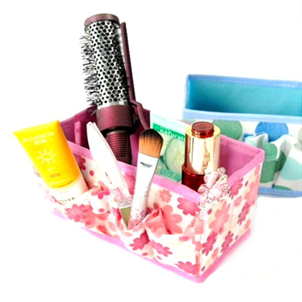 Easy Store Make Up Kit Pink, Make Up Brush - MyBrushSet, My Make-Up Brush Set  - 5