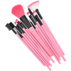 12 Piece Pink Glory Brush Set , Make Up Brush - MyBrushSet, My Make-Up Brush Set  - 3