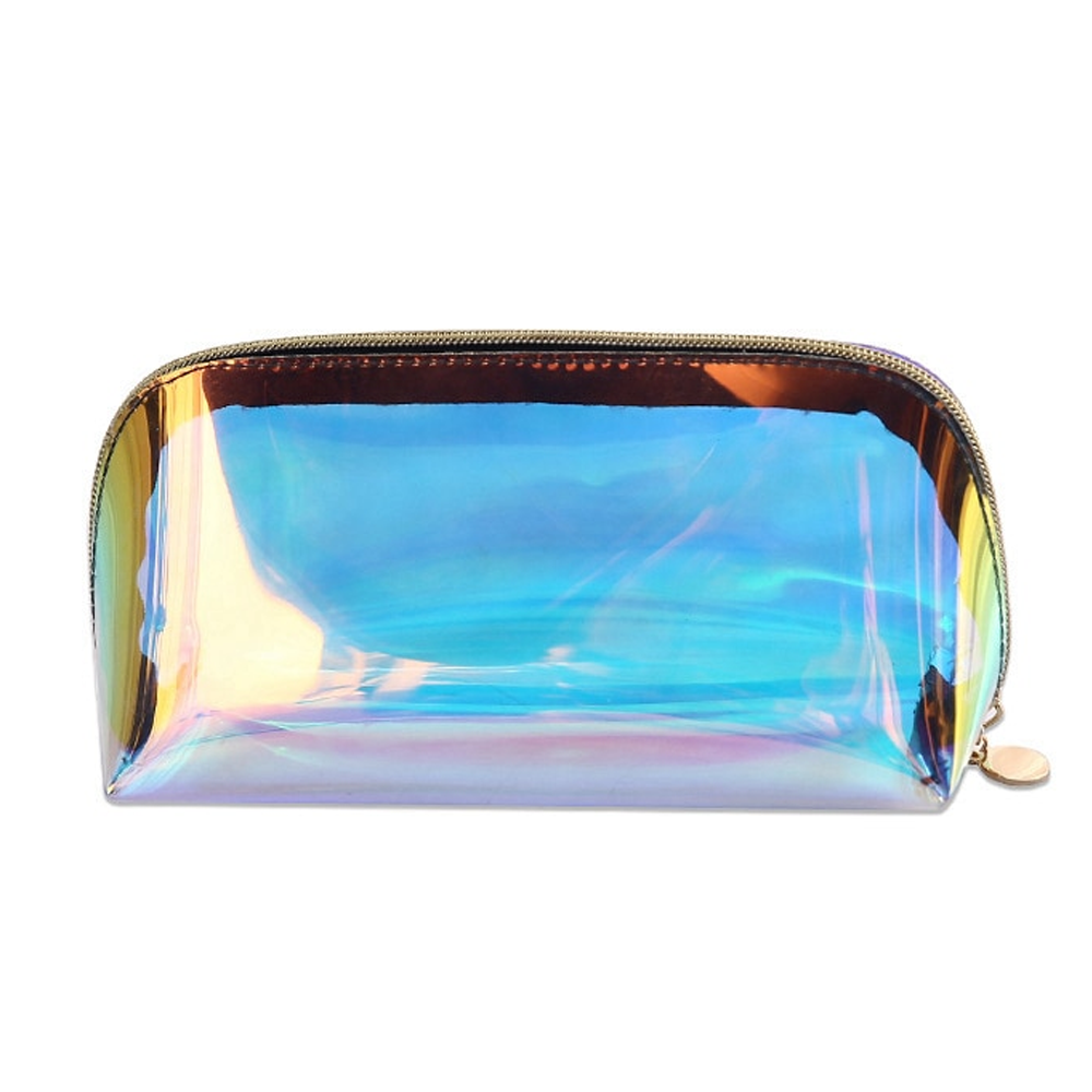 Iridescent Cosmetic Case