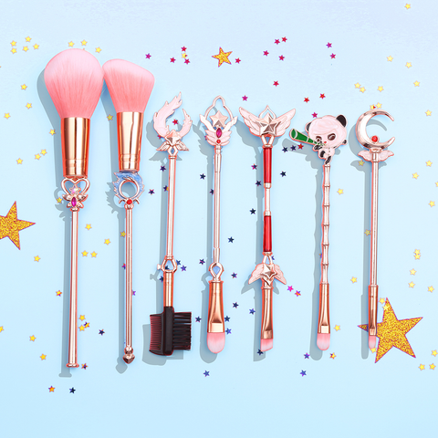 Cardcaptor Sakura Inspired Brush Set
