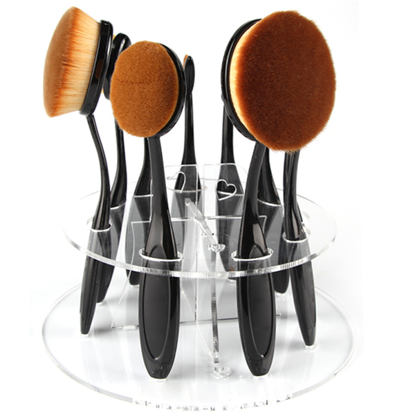 Oval Brush Holder ,  - My Make-Up Brush Set, My Make-Up Brush Set  - 2