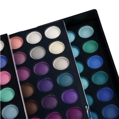 Ultimate 250 Eyeshadow , Make Up Brush - MyBrushSet, My Make-Up Brush Set  - 2