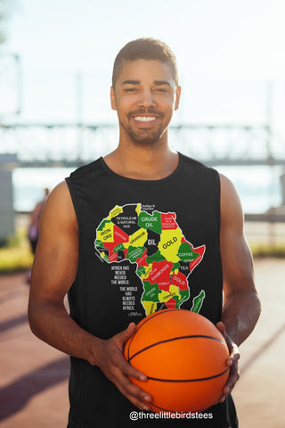 Africa Has Never Needed The World | Unisex Tank