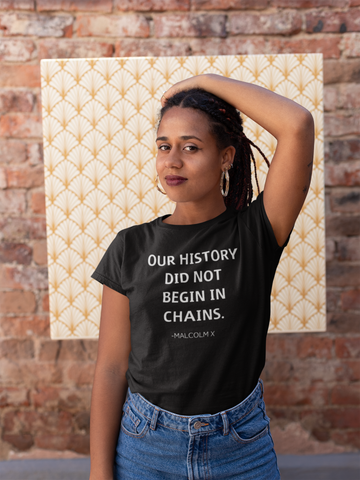 Our History | Women's Tee