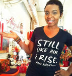 Still I Rise | Women's V-Neck Tee