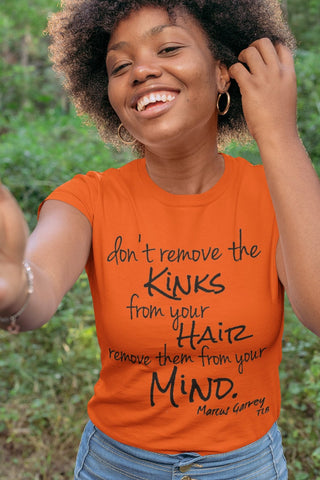 Marcus Garvey | Kinks Women's Tee
