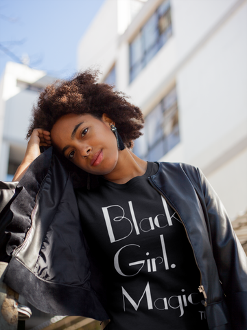 Black Girl Magic | Women's Tee