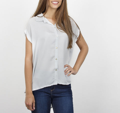 Camisa fluida color gris roto (+colores)