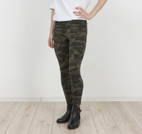 Legging estampado militar