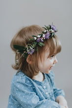 Load image into Gallery viewer, Child Flower Crown