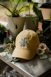 Butter Yellow Dad Hat
