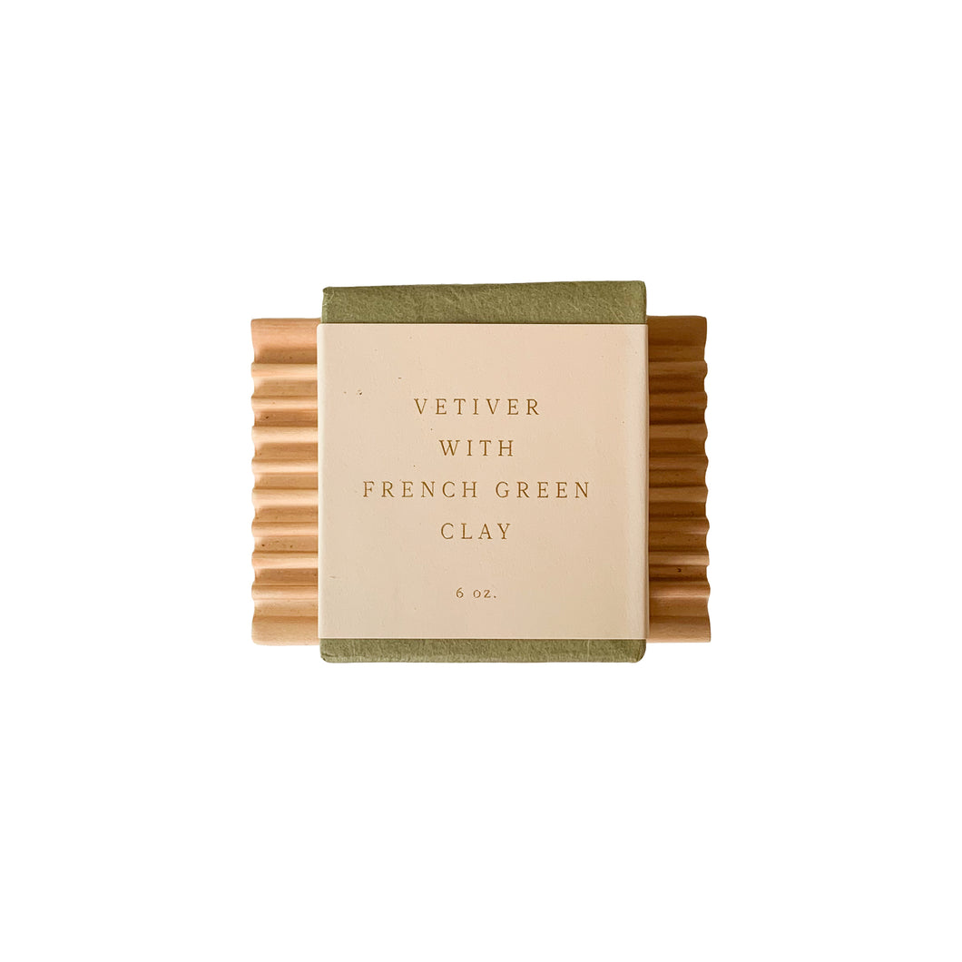 Vetiver Saipua Soap