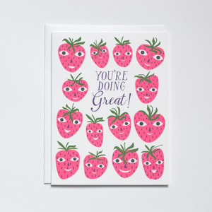 You're Doing Great! Card
